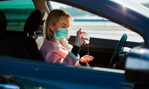 El seguro te cubre si tienes un accidente durante el Estado de Alarma