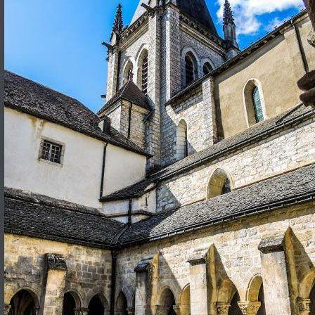 La abadía de Montbenoit