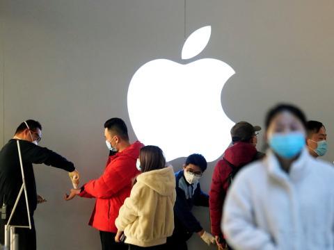 Apple cierra sus tiendas temporalmente por el coronavirus