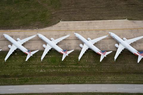 Aviones American Airlines