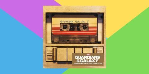 Banda sonora de Guardianes de la Galaxia, Awesome Mix Volumen 1 en vinilo