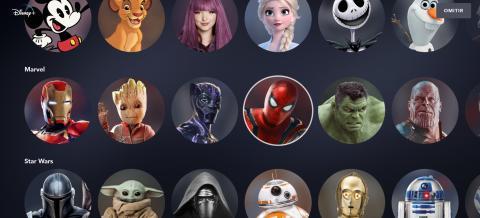 Cómo añadir más perfiles en Disney Plus