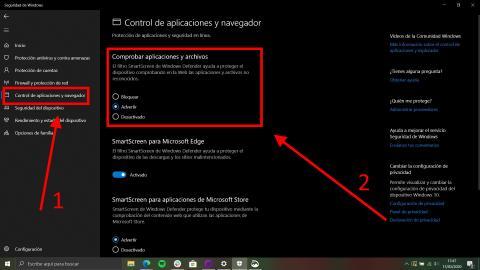 Cómo bloquear que algunas aplicaciones que se descarguen en el ordenador se abran automáticamente en Windows 10