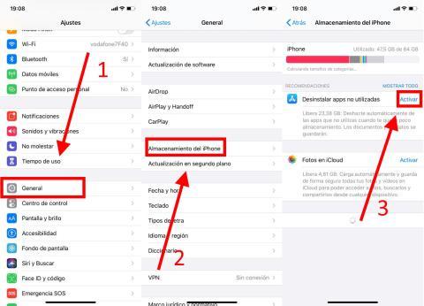 Cómo saber la última vez que usaste una app en el iPhone