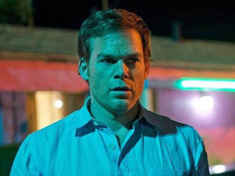 """""""Dexter."""""""
