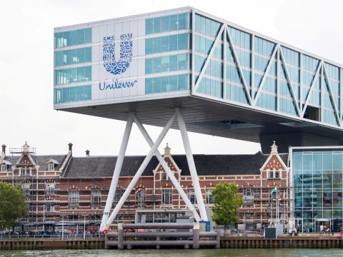 Edificio de oficinas de Unilever
