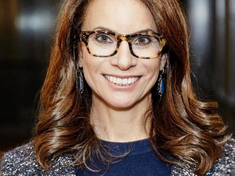Erica Keswin es una ex-entrenadora ejecutiva de NYU Stern.