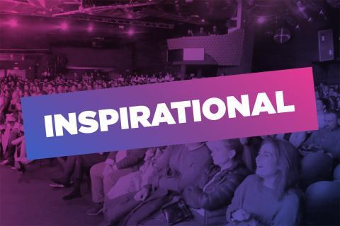 recta final para inscribirse en los premios Inspirational 2020