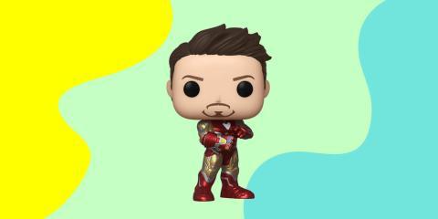 Funko Yo soy Iron Man