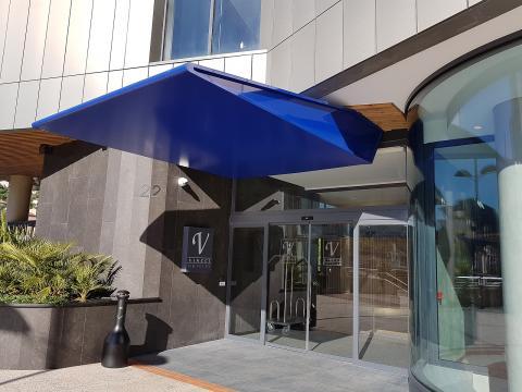 Hotel Vincci en Bilbao.