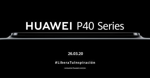 Lanzamiento Huawei P40
