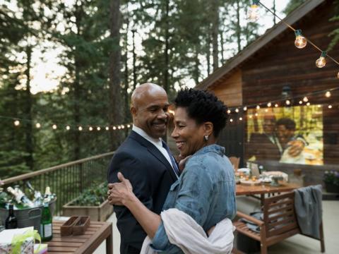 Es más fácil hacer del matrimonio una prioridad a los 40 años.