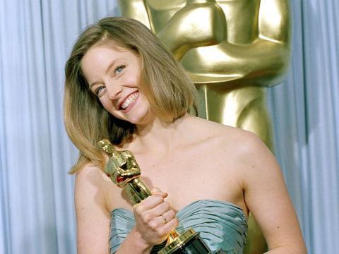 Jodie Foster.