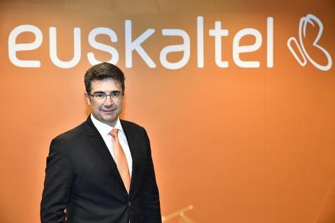 José Miguel García, CEO de Euskaltel.