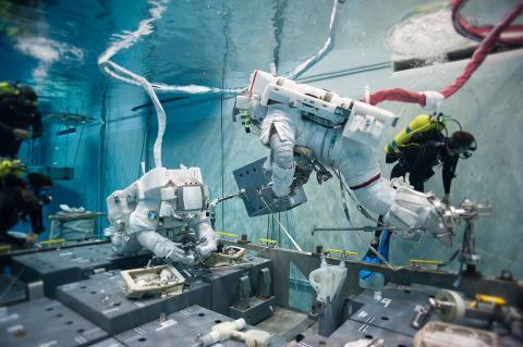 Laboratorio de Flotabilidad Neutra