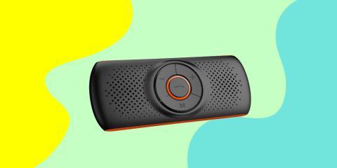 Manos libres para coche con Bluetooth Aigoss
