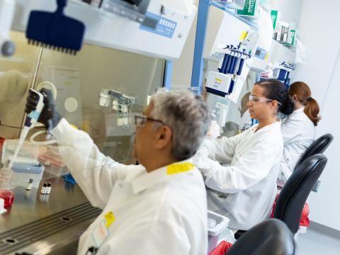 Moderna is also working to develop personalized cancer treatments that are custom-crafted for each individual patient.