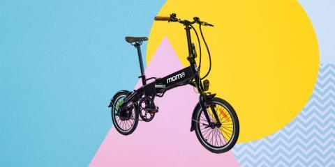 Moma E-Bike 16