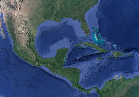 Norteamérica y Centroamérica.