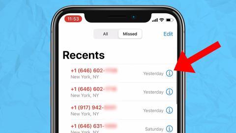 Una aplicación telefónica que puede enviar llamadas desconocidas al buzón de voz.