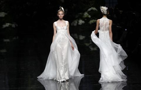 Pronovias vestidos novia