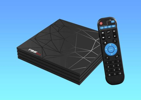 Reproductor Android TV T95 MAX