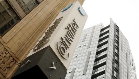 La sede central de Twitter en San Francisco
