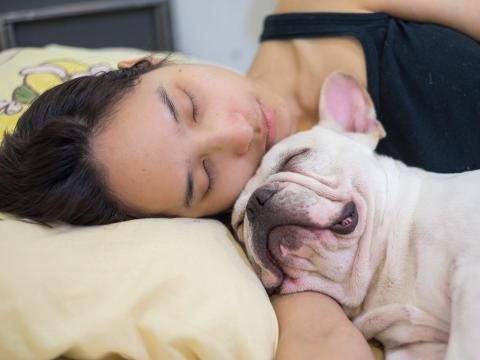 Descansar correctamente es una de las mejores maneras de mantenerse sano.
