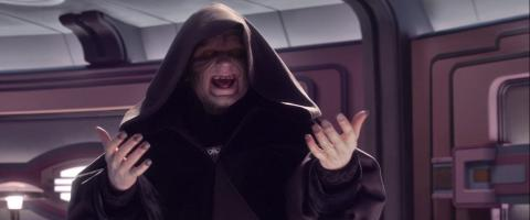Star Wars Episodio 3 - Palpatine