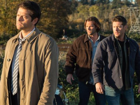 """""""Supernatural."""""""