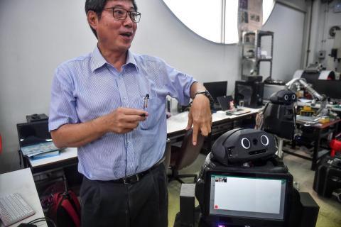 Tailandia robot ninja