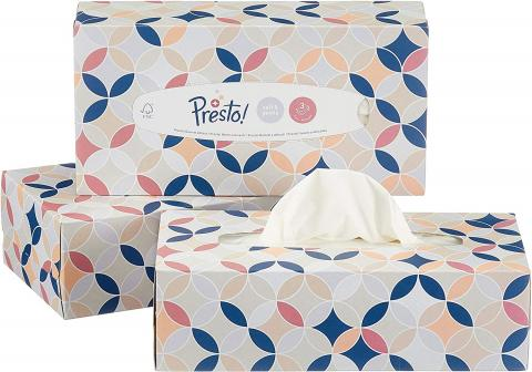 tissues Presto