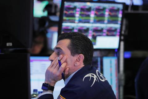 Trader de Wall Street