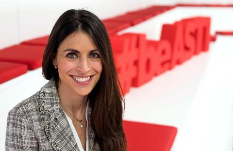 Verónica Pascual, CEO de ASTI Technologies.