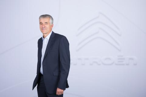 Vincent Cobée, director general de Citroën