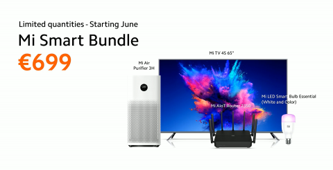 Xiaomi Mi Smart Bundle