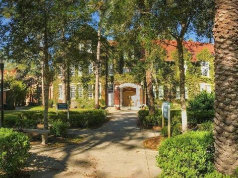13. Warrington College of Business en la Universidad de Florida