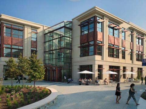 19. Kogod School of Business en la American University