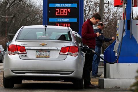 7. Deja lleno el depósito de gasolina.