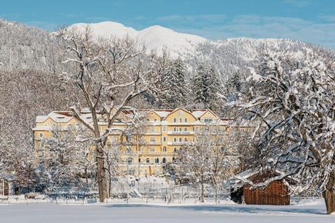 The king of Thailand has reportedly rented out the Grand Hotel Sonnenbichl in Bavaria, Germany.
