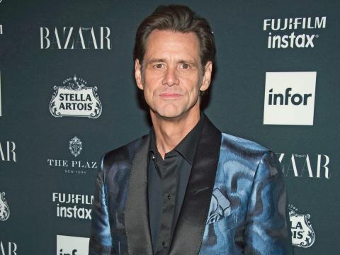 """Jim Carrey interpretó al Coronel Stars and Stripes en """"Kick-Ass 2""""."""