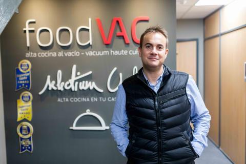 Alejandro Villanueva, CEO de foodVAC.