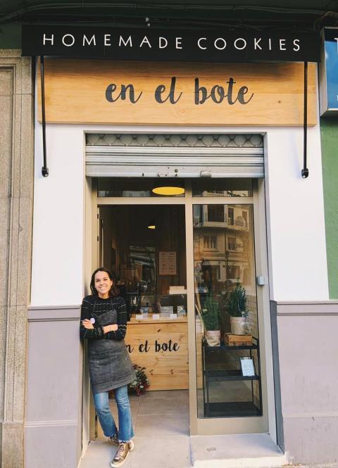 Ana Ballester, fundadora de En el bote.
