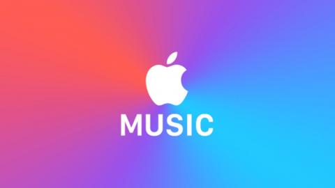 Apple Music web