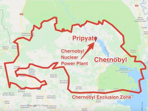 The areas surrounding the plant are now considered to be some of the most polluted areas on the planet. A 1,000-square-mile Chernobyl Exclusion Zone is now the officially designated exclusion zone in Ukraine ...