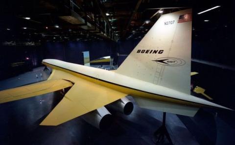 Boeing B2707