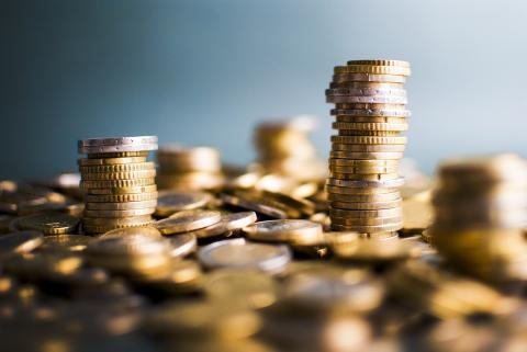 Borde de monedas