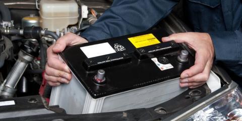 Cambia la batería de tu coche