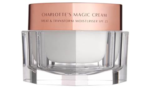 Charlotte's Magic Cream de Charlotte Tilbury.