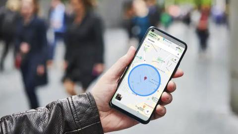 Cómo calcular un kilómetro en google maps